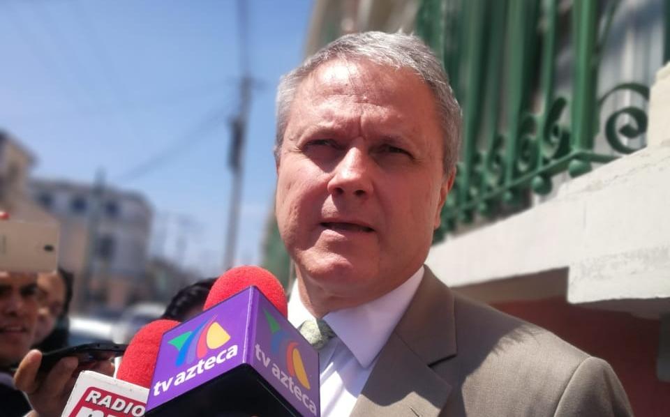 Stefano Gatto, representante de la Unión Europea en Guatemala. (Foto Prensa Libre: Andrea Orozco)