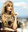 """Stephanie Zelaya se enfoca en el ritmo latino con el tema """"Baila sola"""". (Foto Prensa Libre: Keneth Cruz)"""