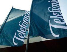 La gigantes española Telefónica completó la venta de sus operaciones en Centroamérica. (Foto: Hemeroteca PL)