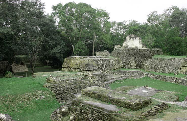 Uaxactún es un sitio arqueológico situado al norte de Petén con diversos atractivos naturales, culturales y participación comunitaria. (Foto, Prensa Libre: Hemeroteca PL).