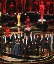 """""""Green Book"""", dirigida por Peter Farrelly, se llevó el Óscar a mejor película en la 91 edición de los premios más importantes del cine. (Foto Prensa Libre, AFP)."""