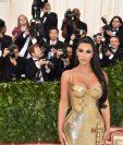 Kim Kardashian mostró las consecuencias de la psoriasis en su piel (Foto: Hemeroteca PL).