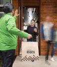 La plataforma de servicio a domicilio Uber Eats proyecta llegar a Quetzaltenango a finales de septiembre del 2019. (Foto Prensa Libre: Hemeroteca)