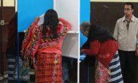 El padrón electoral tiene una mayoría femenina y en las elecciones del 2019 hay más participación de mujeres candidatas. (Foto Prensa Libre: Hemeroteca PL)