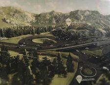 Así quedará el viaducto, según el mapa de la municipalidad.(Foto Prensa Libre: cortesía)