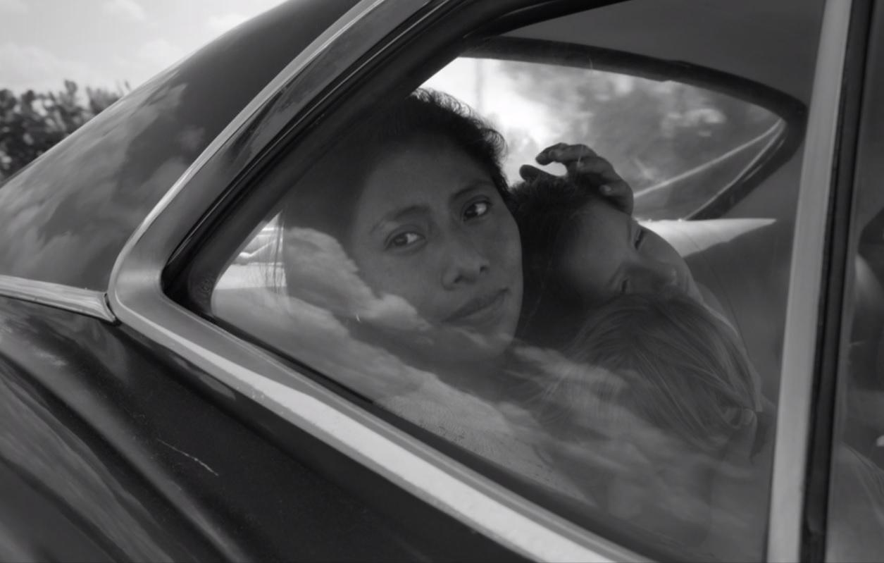 """Yalitza Aparicio protagoniza la cinta """"Roma"""", de Alfonso Cuarón. (Foto Prensa Libre: Netflix)"""