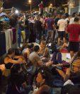 Hace cuatro años, cientos de migrante cubanos causaron una crisis en Panamá. (Foto: Hemeroteca PL)