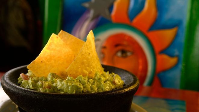 El guacamole es una receta de origen azteca que ahora es uno de los platos más populares en los restaurantes mexicanos en EE.UU. (Getty Images).