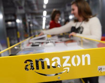 Un artículo de la revista Fortune (2) indicó que Amazon no pagó impuestos federales de renta en 2017 y 2018. (Foto Prensa Libre: Hemeroteca)