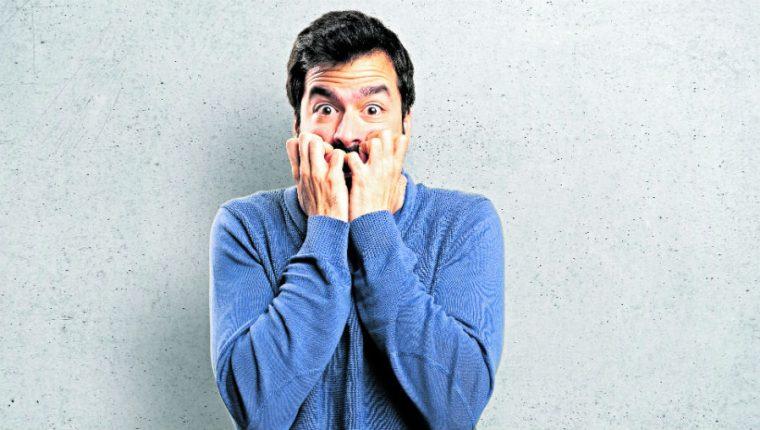 Nerviosismo e irritabilidad son algunos de los síntomas que se presentan cuando una persona sufre un ataque de ansiedad. (Foto Prensa Libre: Servicios)