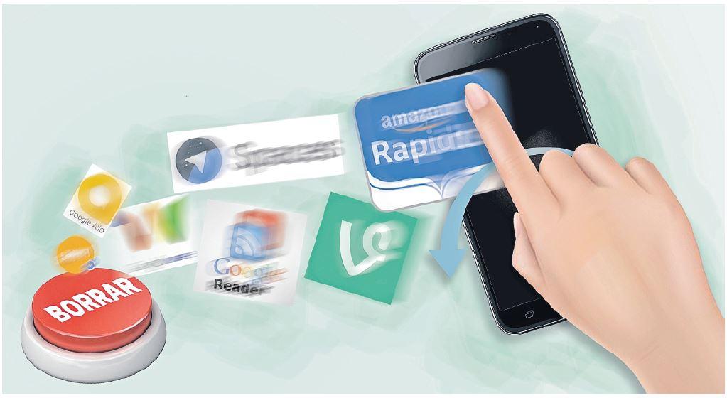 Los 5 factores que provocan el fracaso de una aplicación móvil (y cuáles han cerrado)