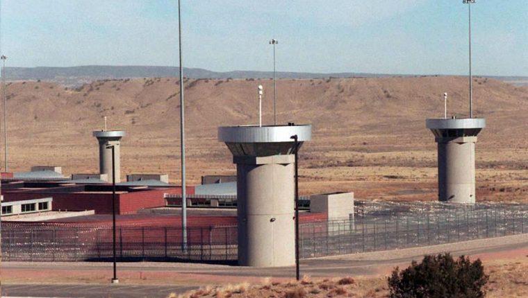 """Parte de la prisión ADX Florence, en Colorado, conocida como """"Alcatraz de las Montañas Rocosas"""". (Foto: AFP)"""