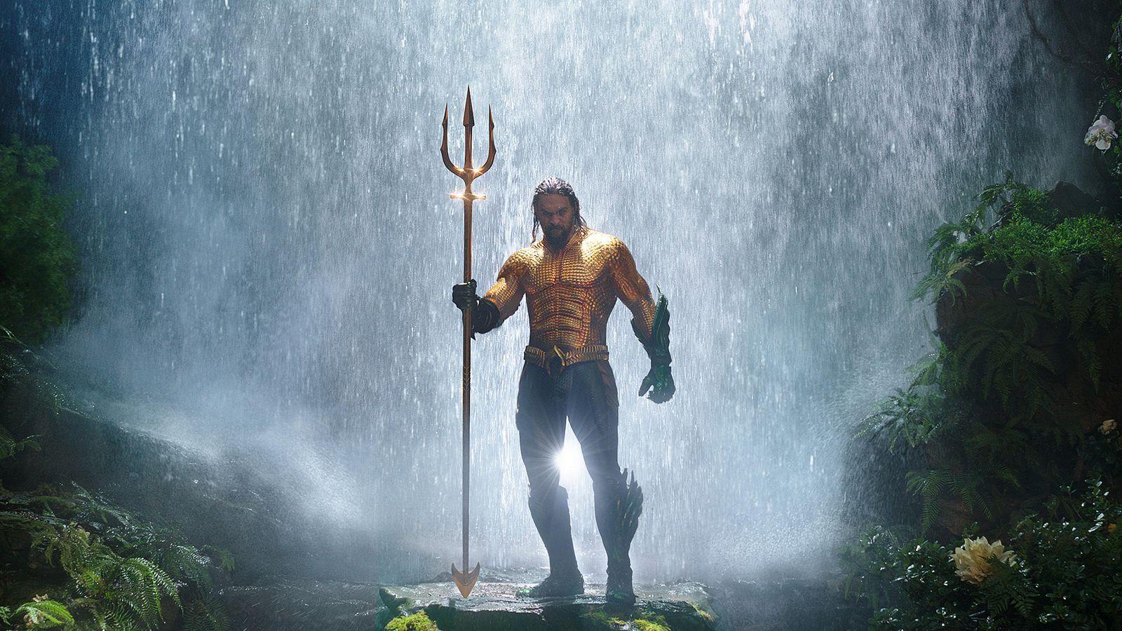 Jason Momoa volverá a lucir su traje de Aquaman (Foto Prensa Libre: Warner Bros).