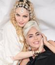 La amistad es firme entre Lady Gaga y Madonna (Foto Prensa Libre: Time / Jr / Madonna).