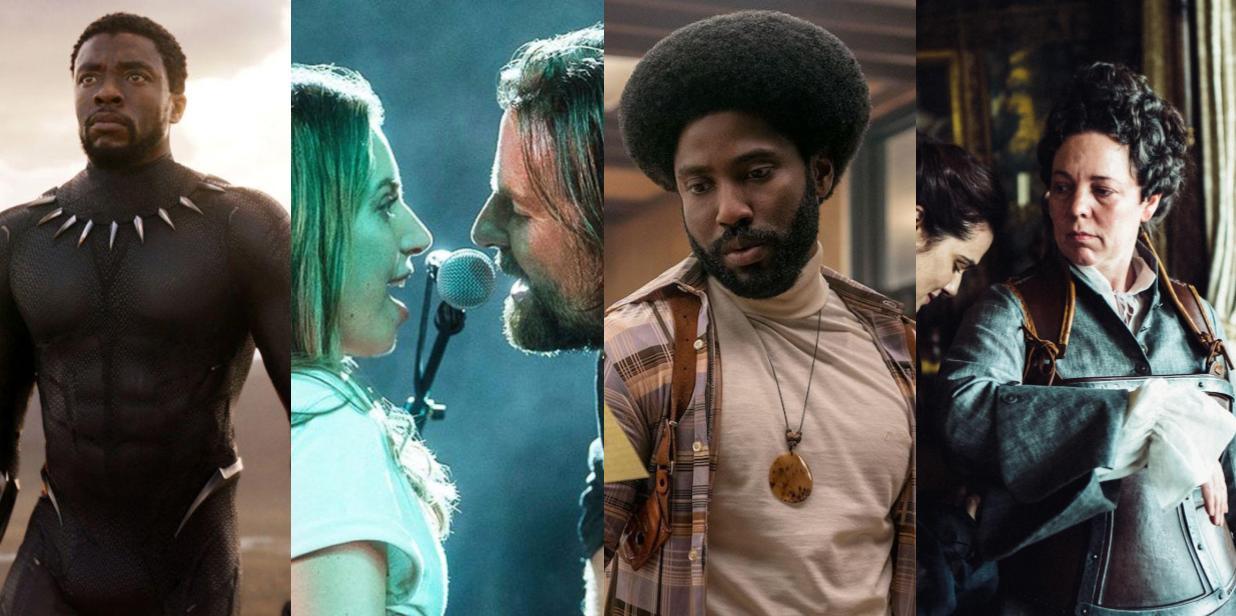 ¿Cuál película será la favorita de la Academia? (Foto Prensa Libre: IMDB).