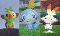 Una nueva generación aparecerá en Pokémon: Sword y Shield (Foto Prensa Libre: Nintendo).