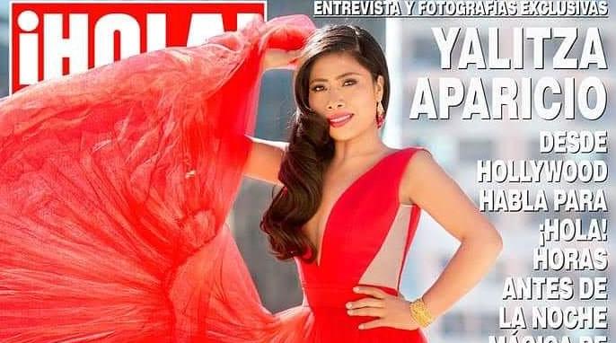 Yalitza Aparicio fue la protagonista de una portada que dio de qué hablar (Foto Prensa Libre: Twitter).