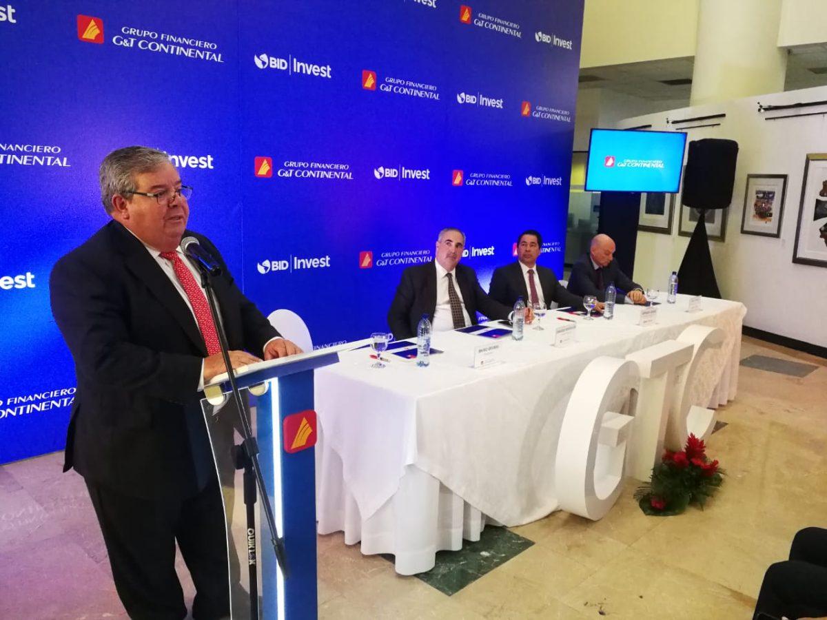 Banco G&T Continental ofrecerá préstamos a Pymes y mujeres de negocios