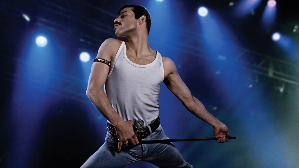 La película Bohemian Rhapsody y su éxito.  Foto Prensa Libre: Variety