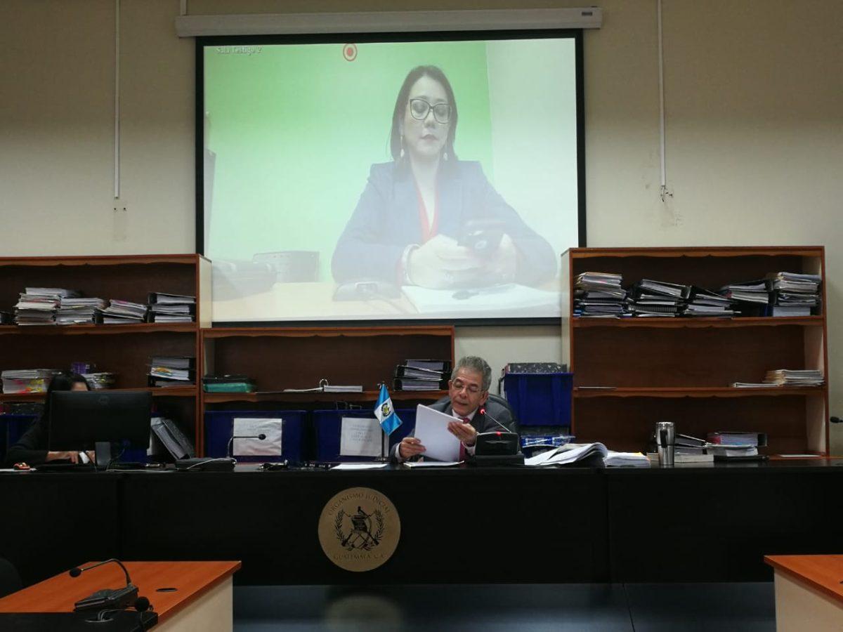 Cicig continúa como querellante del caso TCQ a través de videoconferencia