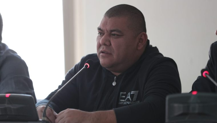 Byron Ariel Pérez Payeras, alias Komanche. (Foto Prensa Libre: Carlos Hernández)