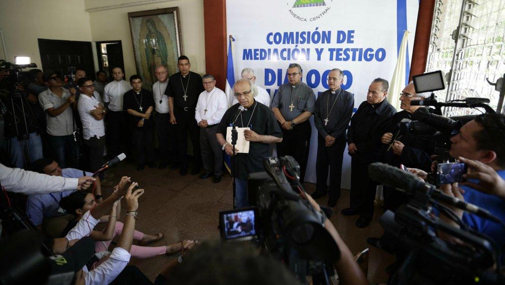 Los intentos de la Iglesia Católica y otros sectores para concretar un diálogo han fracasado en Nicaragua. (Foto: Hemeroteca PL)