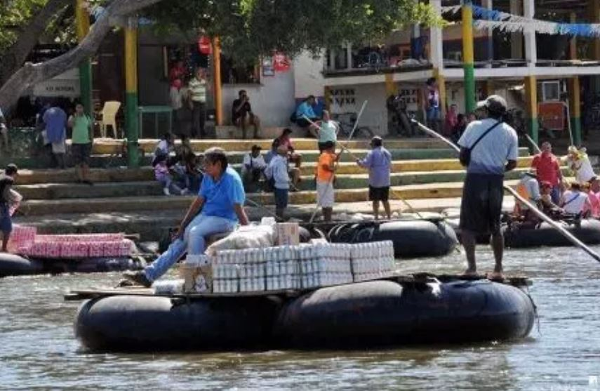 El contrabando genera pérdidas al Estado por la evasión del pago de impuestos por más de US$2 mil millones. (Foto Prensa Libre: Hemeroteca)