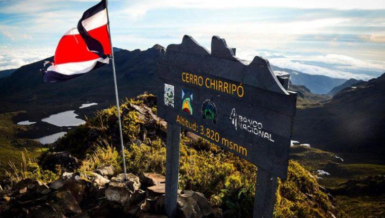 Costa Rica busca contar con Parques Nacionales de primer mundo. (Foto Prensa Libre: Parque Nacional Chirripó)