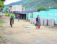 El desarrollo no se refleja en Huehuetenango a pesar del envío de remesas, según expertos.(Foto Prensa Libre: Hemeroteca PL)