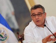 Corte salvadoreña solicita a Interpol detener a expresidente Mauricio Funes. (Foto Prensa Libre: AFP)