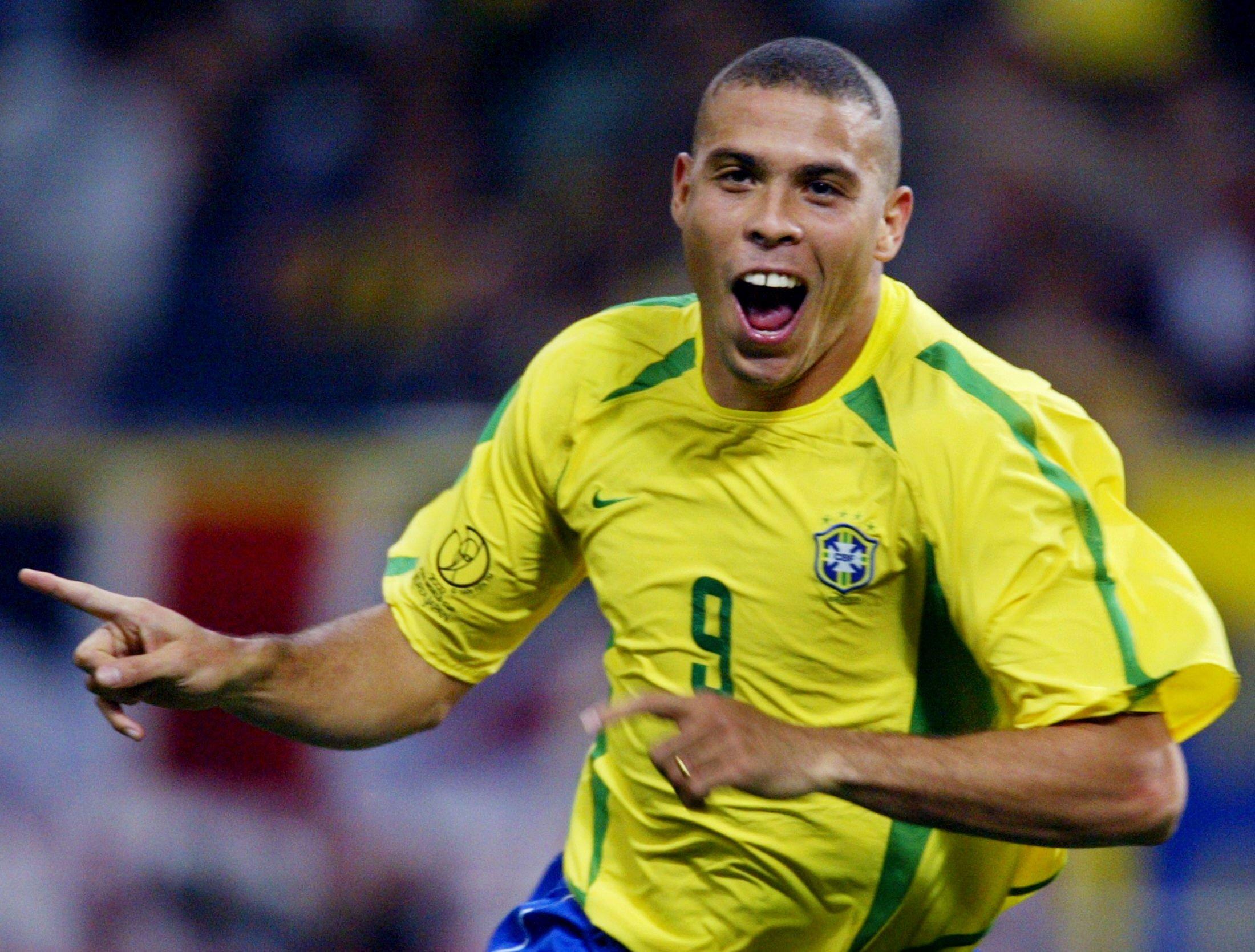 El exfutbolista brasileño Ronaldo se mantiene en la polémica por un comentario que lanzó en pleno Súper Tazón 53 (Foto Prensa Libre: Hemeroteca PL)