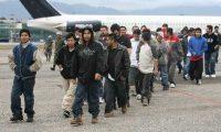Uno de los principales reclamos de los diputados fue que los deportados son recibidos en condiciones deplorables. (Foto Prensa Libre: Hemeroteca PL)