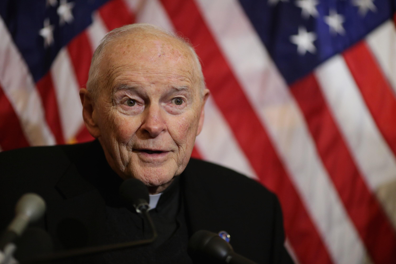 El excardenal Theodore McCarrick, arzobispo emérito fue expulsado del sacerdocio por el Papa Francisco. (Foto, Prensa Libre: Hemeroteca PL).
