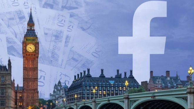 El Parlamento británico sugiere que Facebook sea sometido a cierta regulación (GETTY IMAGES/ FACEBOOK)