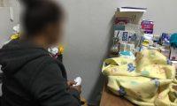 La guatemalteca narró los momentos de angustia al estar detenida por la policía migratoria en EE. UU.(Foto Prensa Libre: Khennia Reyes)