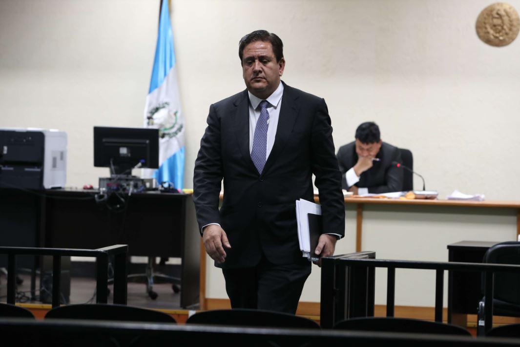 Gustavo Alejos y magistrado habrían fraguado plan para que el empresario saliera de prisión