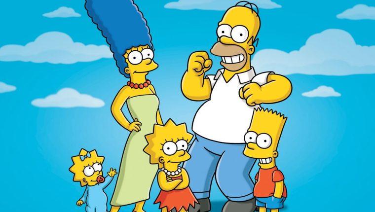 """""""Los Simpson"""" es una de las series de televisión más longevas de la historia. (Foto Prensa Libre: HemerotecaPL)"""