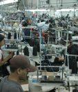 En fábricas como las de textiles e hilos el costo de la energía es de entre 50% a 70%. (Foto, Prensa Libre: Hemeroteca PL).