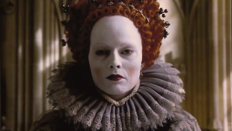 """La actriz Margot Robbie interpreta a la Reina Isabel I de Inglaterra en la cinta """"Mary, Queen of Scots"""". (Foto Prensa Libre: YouTube)"""