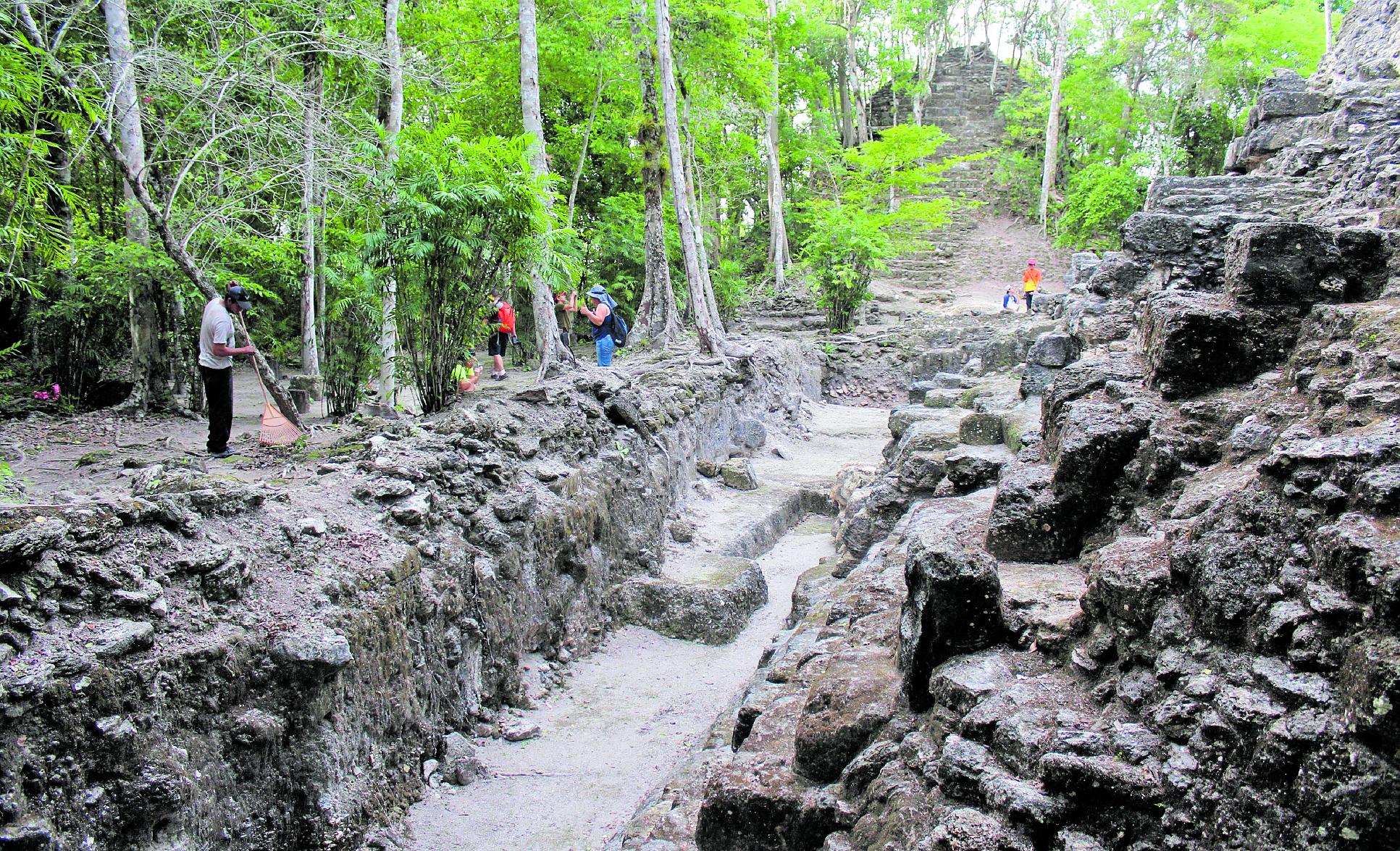 El sitio arqueológico del Mirador será uno de los temas a tratar en el evento (Foto: Hemeroteca PL).