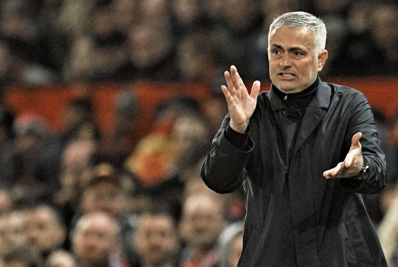 José Mourinho espera volver al banquillo pronto. (Foto Prensa Libre: Hemeroteca PL)