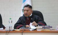 Juez Pablo Xitumul. (Foto Prensa Libre: Hemeroteca PL)