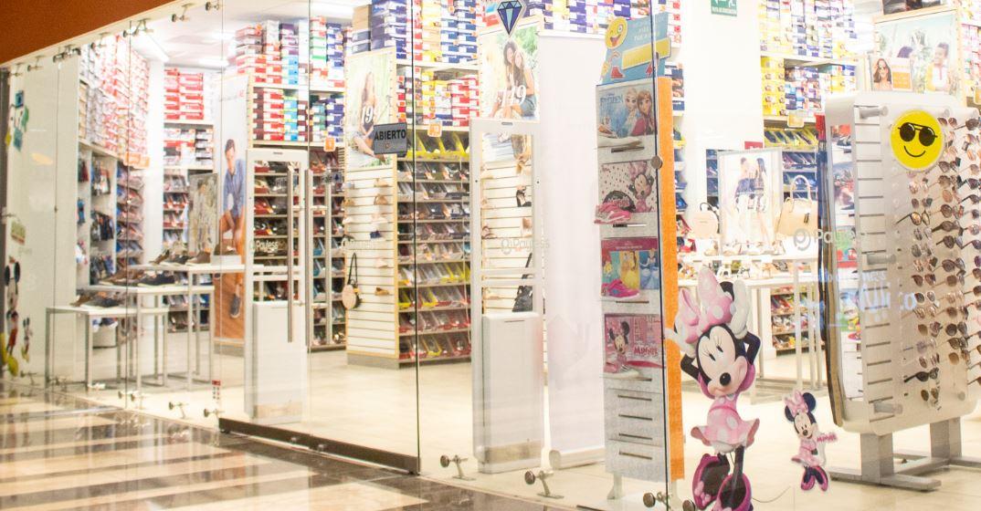 Las operaciones minoristas de Payless fuera de los Estados Unidos de Norteamérica, incluyendo sus tiendas propias en América Latina y el Caribe, son entidades legales independientes. (Foto Prensa Libre: Cortesía)