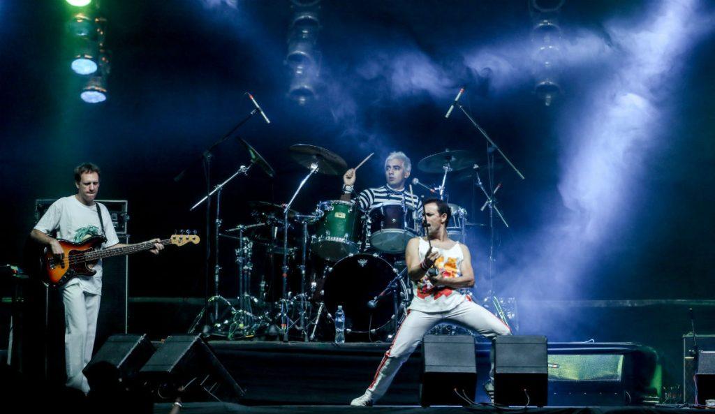 Dios Salve a la Reina se ha caracterizado por interpretar con la misma energía los temas que hicieron famosos a la agrupación liderada por Freddie Mercury.