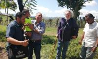 La misión busca respuestas a la creciente migración de aldeas de Guatemala. (Foto: Rolando Icó, Municipalidad de Raxruhá)