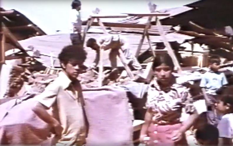 Si usted tiene más de 45 años seguro recordará el terremoto que devastó Guatemala en 1976