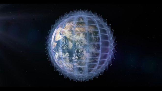 La red estará a 1.200 km sobre la Tierra (ONEWEBB)