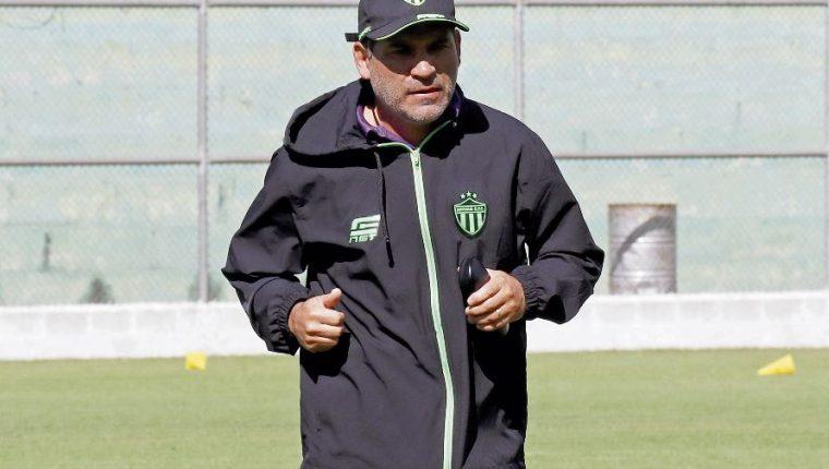 Antonio Torres Servín asegura que el Clausura 2019 cada vez es más exigente. (Foto Hemeroteca PL).