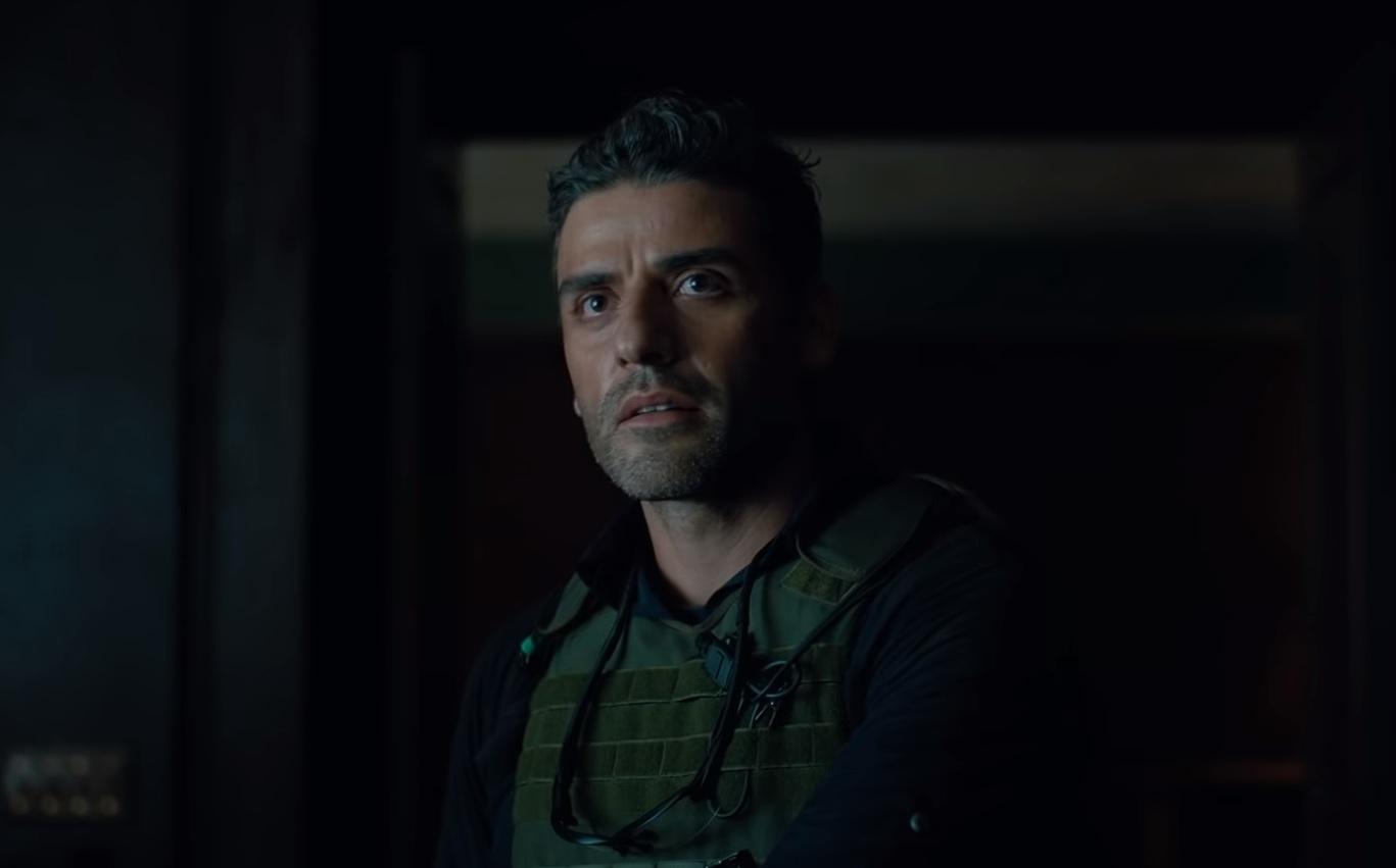 """Oscar Isaac protagoniza la cinta """"Triple Frontera"""", que se estrena en Netflix el 13 de marzo. (Foto Prensa Libre: YouTube)"""