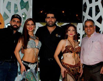 Layali Middle East Restaurant & Hookah Lounge abre sus puertas